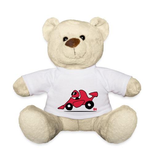 Race car - Teddy Bear