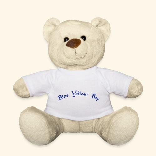 Blue Yellow Boy gebogen - Teddy