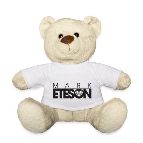 NEW Text Logo Small - Teddy Bear