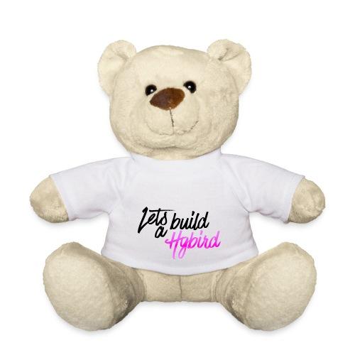 Lets Build A hybrid - Teddy Bear