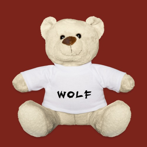 Wolf Font png - Teddy