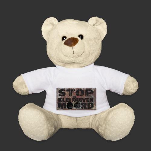 kleiduivenmoord - Teddy