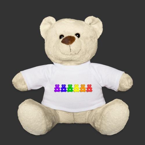 Bärenlust Regenbogen Bären-Reihe - Teddy