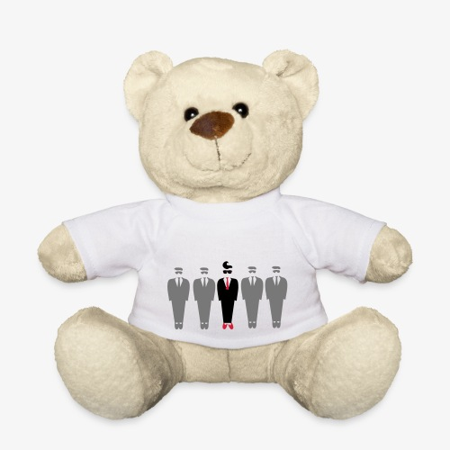 Dare to be different design by Patjila - Teddy Bear