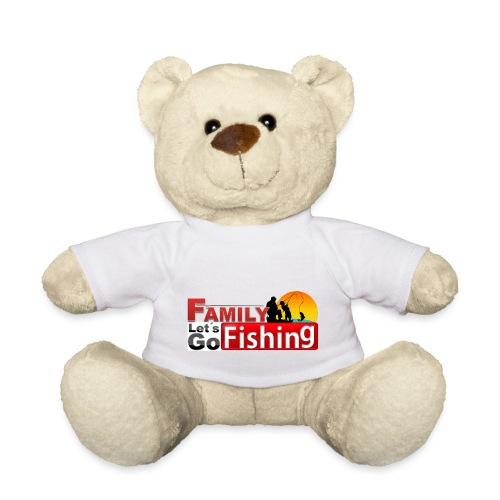 FAMILY LET´S GO FISHING FONDO - Osito de peluche