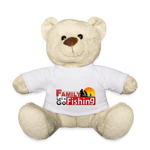 FAMILY LET'S GO FISHING FUND - Teddy Bear