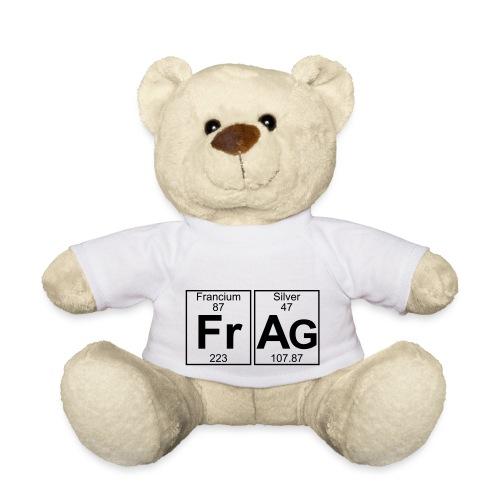 Fr-Ag (frag) - Full - Teddy Bear