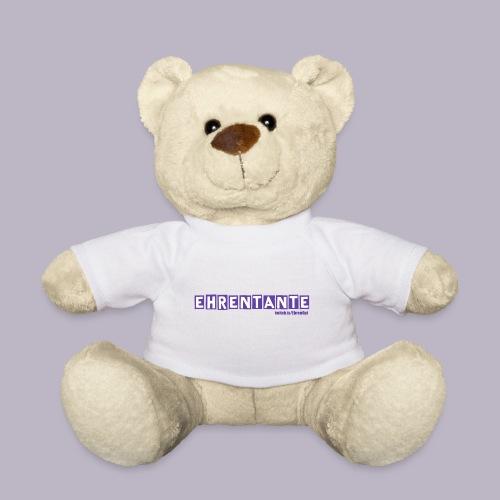 EhrenTante - Teddy