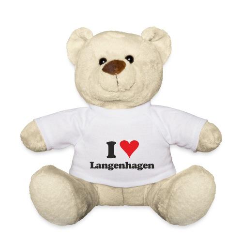 I Love Langenhagen - Teddy