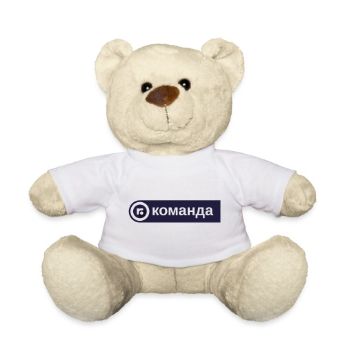 russland.TV Team (transparent) - Teddy Bear