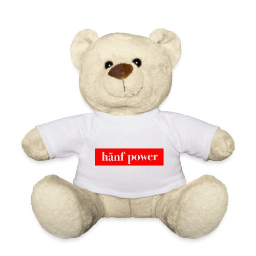 Hanf Power RED - Teddy