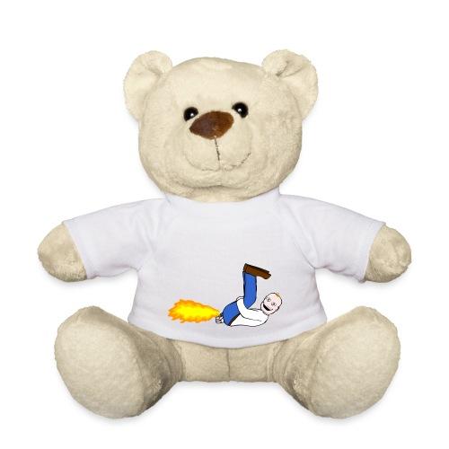 My Bum Goes - Teddy Bear