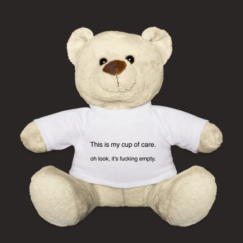 cup of care - Teddy