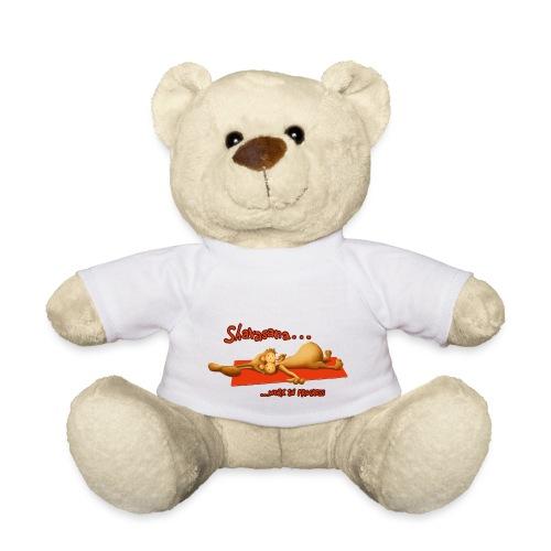 Time for Shavasana - Teddy