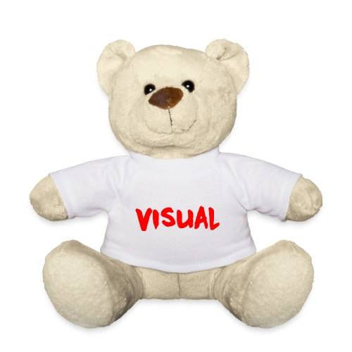 Visual red png - Teddy Bear