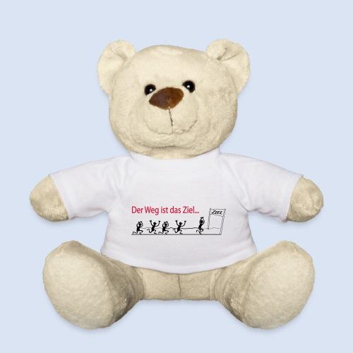 Der Weg ist das Ziel - Marathon - Teddy