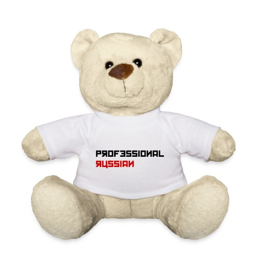 Professional Russian small - Black type - Teddy