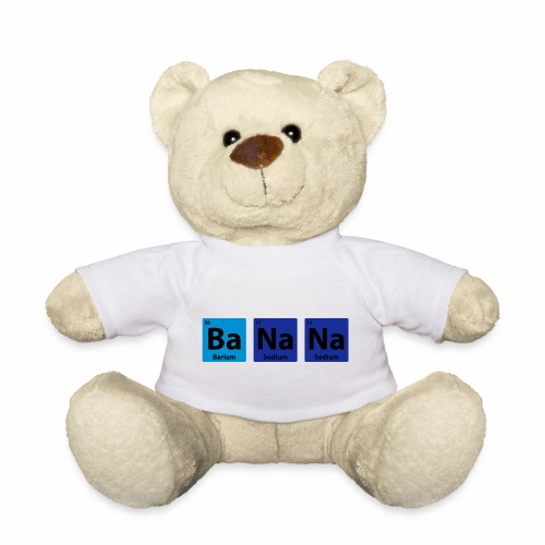 Periodic Table: BaNaNa - Teddy Bear