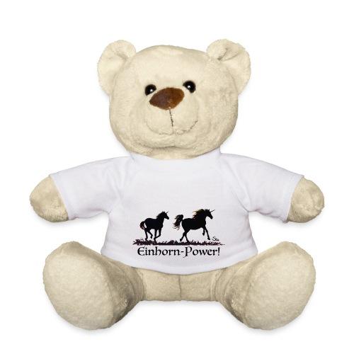 Einhorn-Power - Teddy