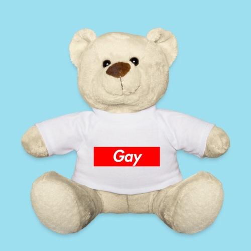 GAY Supmeme - Teddy