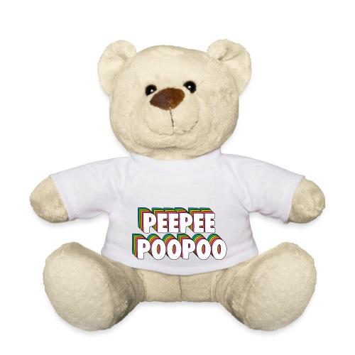 PEEPEEPOOPOO Meme - Teddy Bear