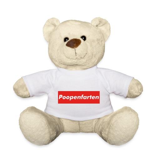 Poopenfarten Meme - Teddy Bear