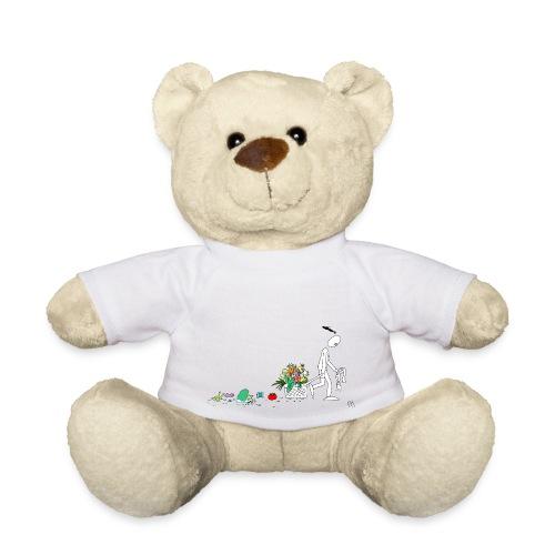 frukt og grønt handleveske - Teddybjørn