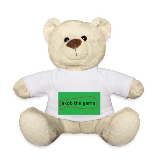 jakob the game - Teddybjørn