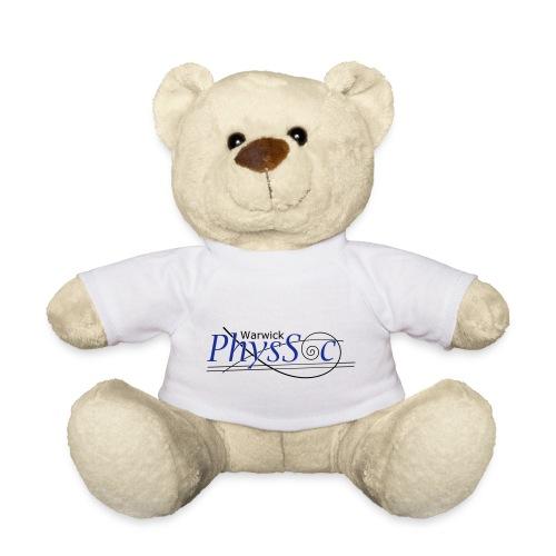 Official Warwick PhysSoc T Shirt - Teddy Bear