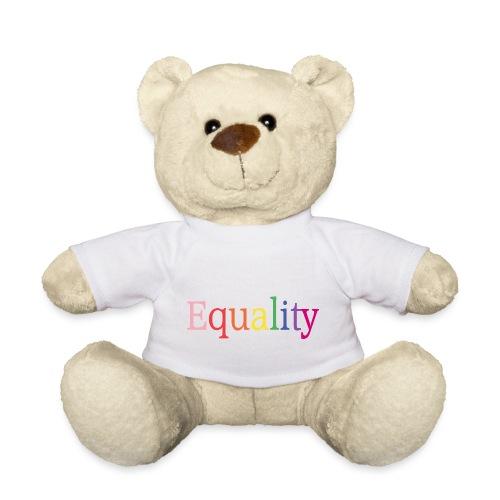 Equality | Regenbogen | LGBT | Proud - Teddy