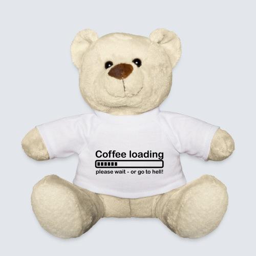 Coffee loading - Teddy