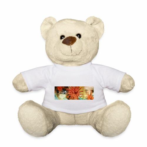 Koronawirus, Coronavirus - Miś w koszulce