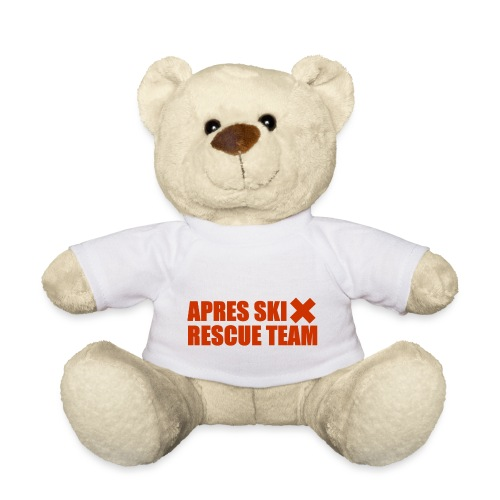 apres-ski rescue team - Teddy