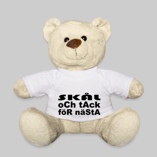 Skål Och Tack - Nallebjörn