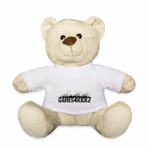 Games4Kickz Logo 002 - Teddy Bear
