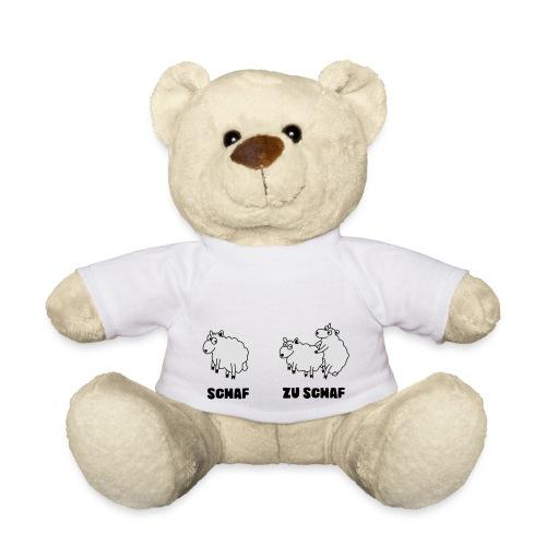 Zu Schaf_Position2 - Teddy