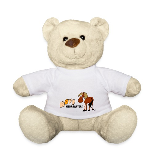 move hindquarters - Teddy