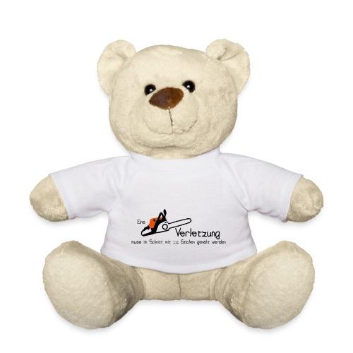Kettensägenverletzung - Teddy