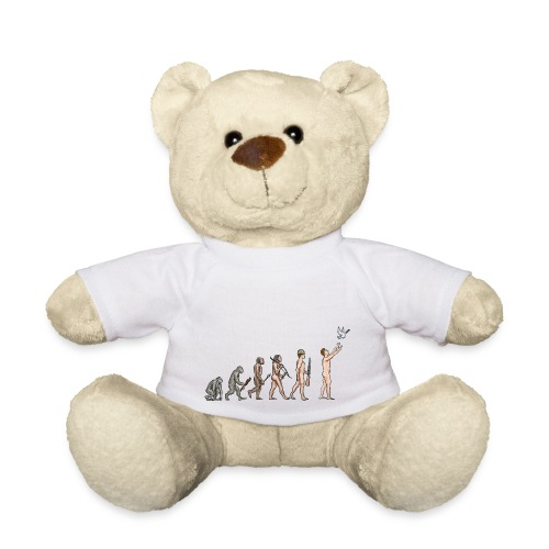 Evolution of Peace - Teddy Bear