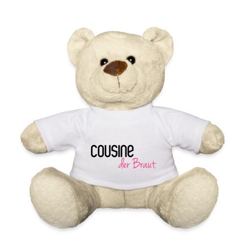 Cousine der Braut - Teddy