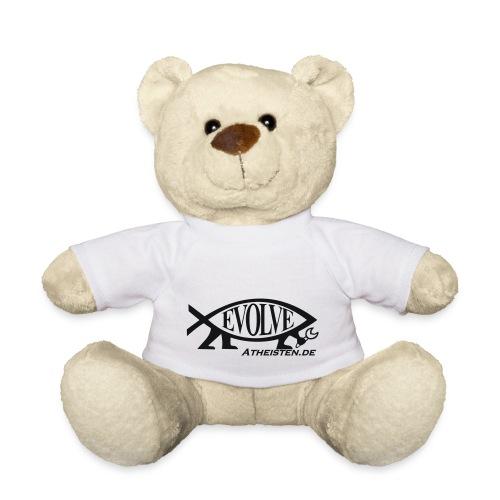 Atheisten Darwin Fish - Teddy
