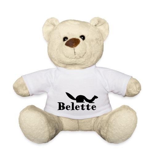 T-shirt Belette simple - Nounours