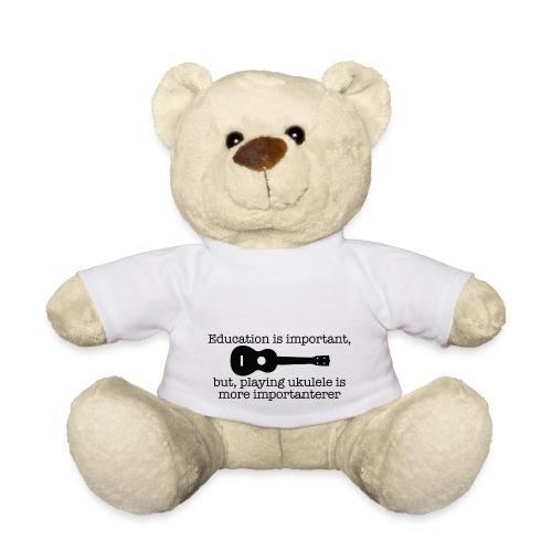 Important Ukulele - Teddy Bear