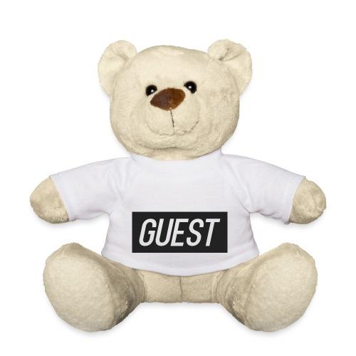 G-rectangle (grey) - Teddy Bear