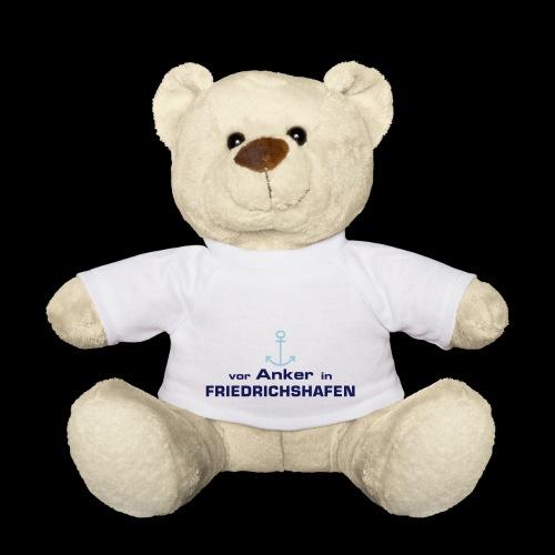Vor Anker in Friedrichshafen - Teddy