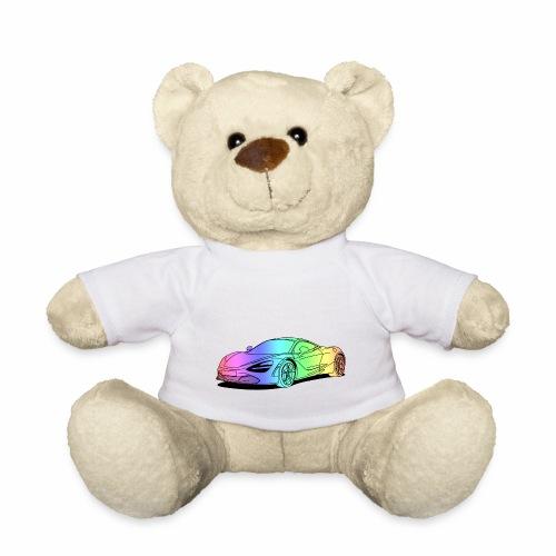 720s Coupe colourful - Teddy Bear