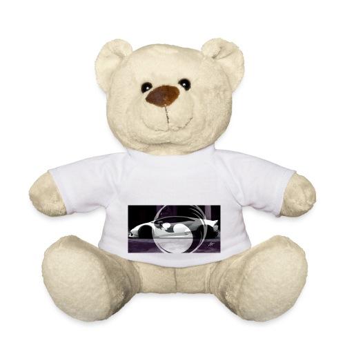 lion black lyon design - Teddy Bear