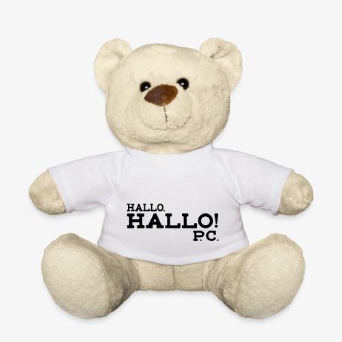 Hallo! P.C. - Teddy