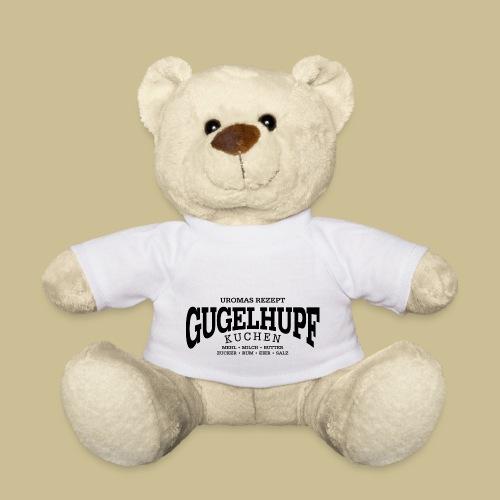 Gugelhupf (black) - Teddy