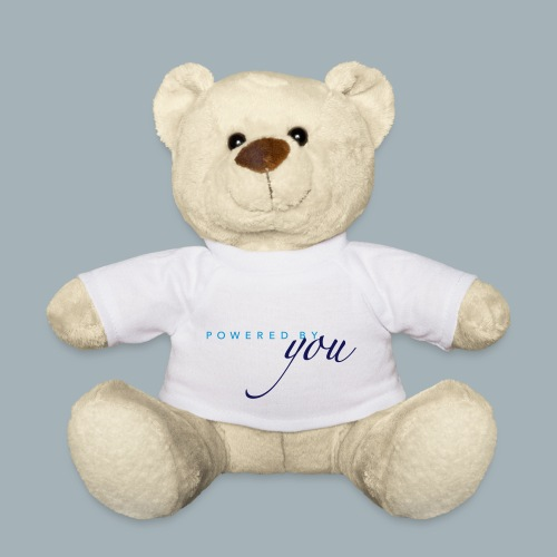 Powered By You Basketbal Shirt - Teddy